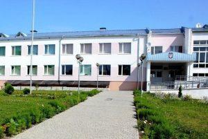 школа баїв фасад